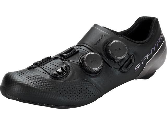 Shimano S-Phyre SH-RC902 Road Shoes black